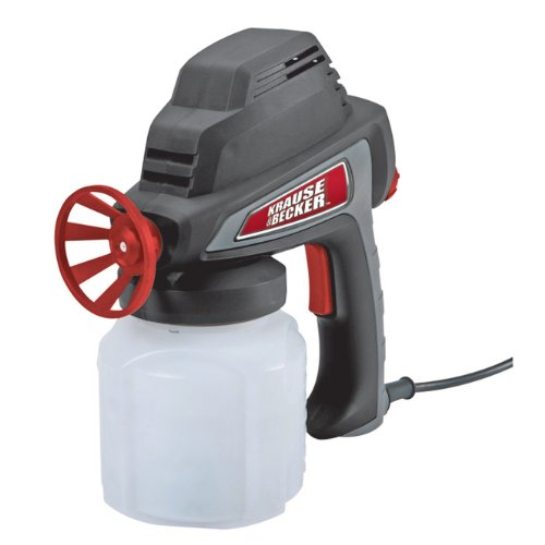 Krause & Becker 5 GPH Electric Paint Spray Gun with Durable