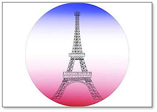 Imán para nevera, diseño de París, Francia: Amazon.es: Hogar