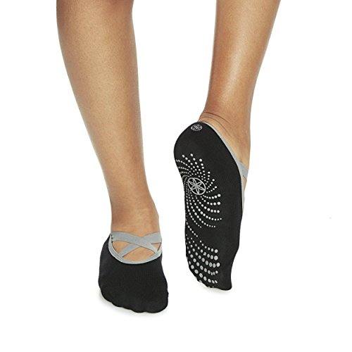Gaiam Grippy Barre Socks Black