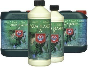 House & Garden Aqua Flakes A & B, 1 - Flake House