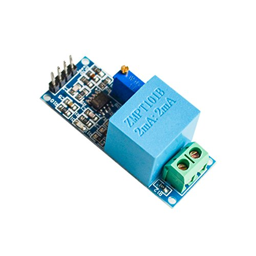 AuBreey Active Single Phase Voltage Transformer Module AC Output Voltage Sensor for Arduino (Voltage Sensor Circuit)
