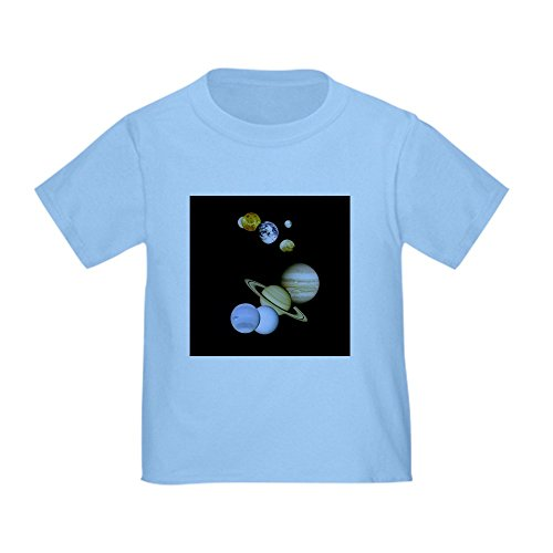CafePress System Planets Toddler T Shirt