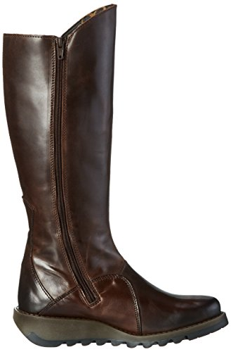 Chukka MOL Boots Fly 004 London Brown Dkbrown Women's 2 T1TInW