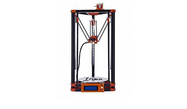 FLSUN impresora 3D Delta Kossel Diy Kit con gran tamaño de ...