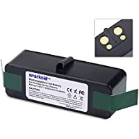 SPARKOLE Upgraded Lithium-Ion Battery Extended 1000-Circles 5300mAh for iRobot Roomba 500 600 700 800 Series 510 530 531 532 550 585 561 620 630 650 760 770 780 870 880