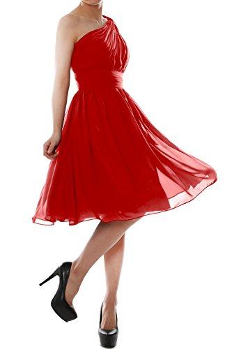 MACloth - Robe - Sans Manche - Femme rouge rouge 56