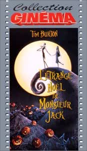 Létrange Noël de mr jack [Francia] [VHS]: Amazon.es: Henry ...