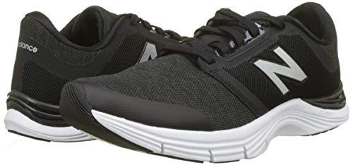 silver Balance Zapatillas Metallic Mujer Interior Deportivas Para New Bm3 715v3 black Negro zqxOwdCC