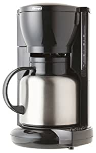 Amazon.com: Delonghi DC80TC 8-Cup Automatic Drip Coffee Maker with Thermal Carafe: Drip ...