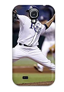 tampa bay rays MLB Sports & Colleges best Samsung Galaxy S4 cases 1029488K394491624