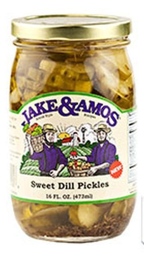 Jake & Amos® J&A Sweet Dill Pickles (2 Pack) (Pickles Amos Jake &)
