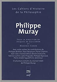 Philippe Muray par Jacques de Guillebon