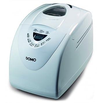 Domo B3970, Blanco, 600 W - Máquina de hacer pan (Importado de Francia