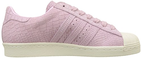 Beige White Pink adidas 0 Wonder Pink Trainers 80s Pink Hi Women's Off Top Superstar Wonder ATq1wU