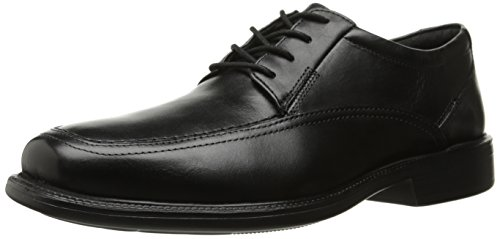 Comfortable black mens dress shoes