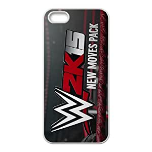 WFUNNY wwe 2k15 rostere New Cellphone Case for iPhone 5S
