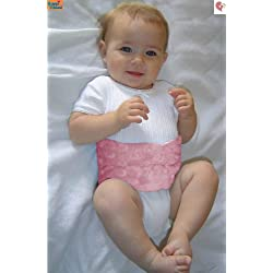 Happi Tummi Waistband for Colic Relief Pink