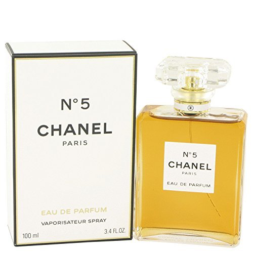 C.h.a.n.e.l No.5 Eau De Parfum Spray Luxury For Women Per...