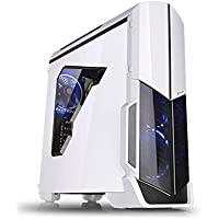 ADAMANT 4X-Core Gaming Computer AMD Ryzen 5 1500X 3.5Ghz 8Gb DDR4 480Gb SSD 650W PSU ATi Radeon 570 4Gb