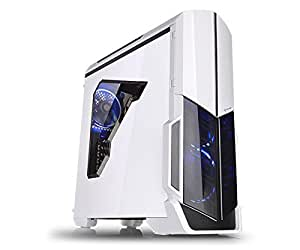 ADAMANT® 6X-CORE Desktop PC Gaming Station INtel Core i7 6800K 3.4Ghz 32Gb DDR4 3TB HDD 500Gb SSD Blu-Ray Wi-Fi Nvidia GeForce GTX 1070 8Gb