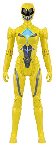 Power Ranger Shoes (Power Rangers Mighty Morphin FX Action Figure, Yellow Ranger)