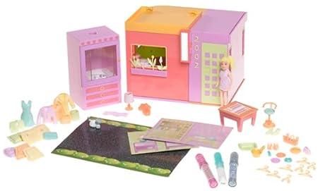 Purpurina Mágicamattel es Pocket L6943Amazon Casita Polly xBedCo
