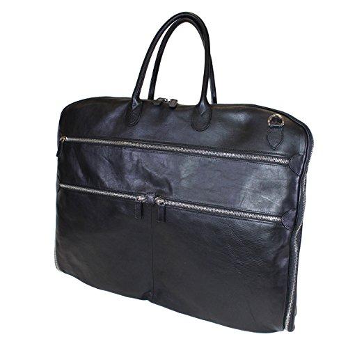 Terrida Marco Polo garment bag - LE003 (Black)