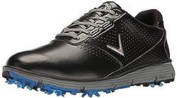 Callaway Men's Balboa Trx Golf Shoe, Blackgrey, 10 D Us