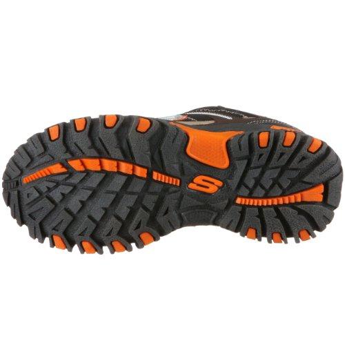 Skechers Apache Blue Heron 91030L CCGD - Zapatillas para niño Marrón (Braun/CHBK)