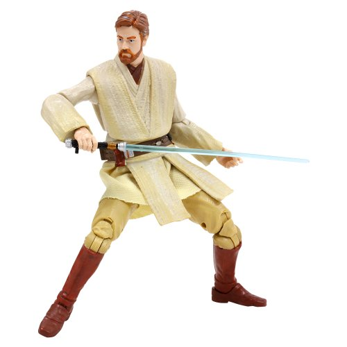 Star Wars 6 Inches Black # 10 Obi Wan Kenobi