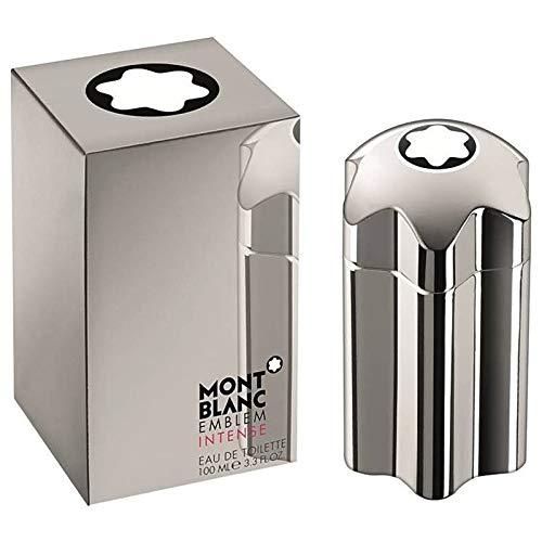 Mont Blanc Emblem Intense For Men 100ml - Eau de Toilette