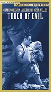Touch of Evil (Special Restored Edition) [VHS]