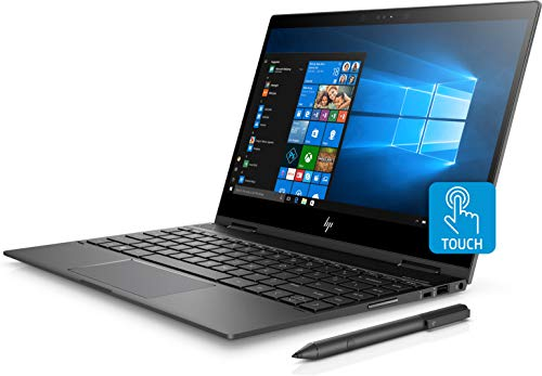HP Envy Touch 13z x360 Convertible Ultra Thin Laptop Ryzen Quad Core up to 3.4GHz 8GB 256GB SSD 13.3in FHD B&O Audio Vega 6 Graphics (Renewed)