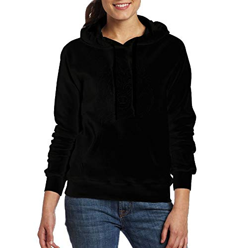 SWETAT Lion Roar Women's Adult Pullover Hooded Sweatshirt with Pockets for Girls