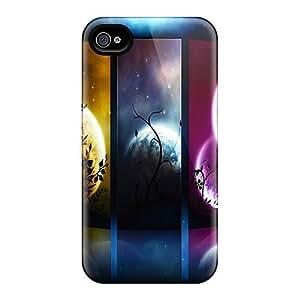Excellent Design Space Seasons Phone Cases For Case Iphone 6Plus 5.5inch Cover Premium Cases