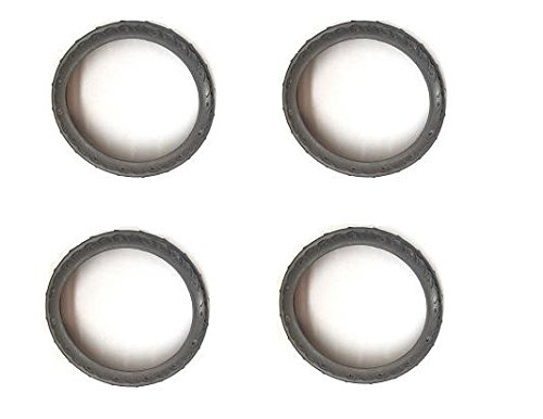 4 Pack Pool Cleaner Tire Replacement For Letro Legend Platinum LLC1PMG
