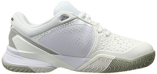Silver Tennis Revolt HEAD Women's White Shoe Pro nqUq1w0Y