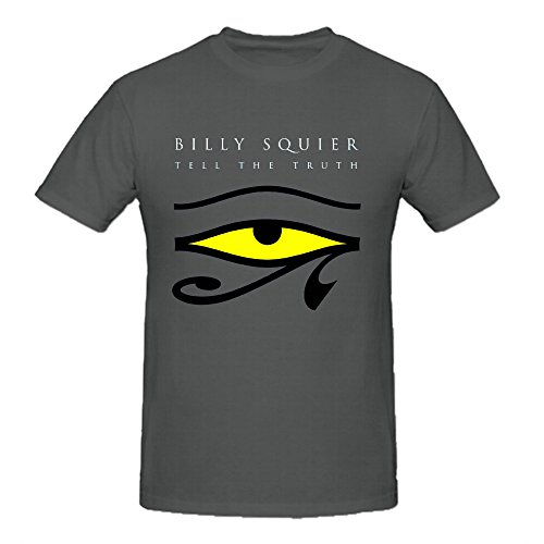 billy-squier-tell-the-truth-custom-t-shirts-design-round-neck-grey
