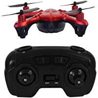 Hover-Way Micro Drone with Camera - RED