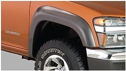 Bushwacker 41029-02 Chevrolet / GMC Extend-A-Fender Flare - Front Pair