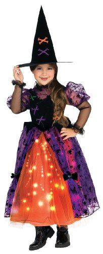 Toddler Good Witch Costume (Rubie's Costume Pretty Witch Costume, One Color, Small)
