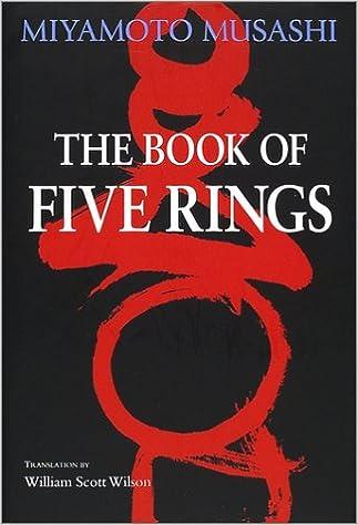 英文版 五輪書 - The Book of Fi...
