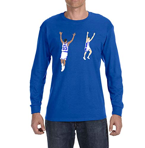 Tobin Clothing Blue Duke Hill Pass to Laettner Long for sale  Delivered anywhere in USA