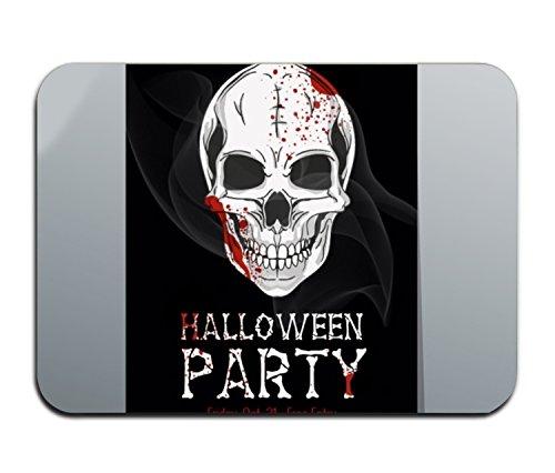 Halloween Printable Flyer Non-Slip Indoor/Outdoor Door Mat Doormat Home Decor Rectangle 23.6 x 15.7