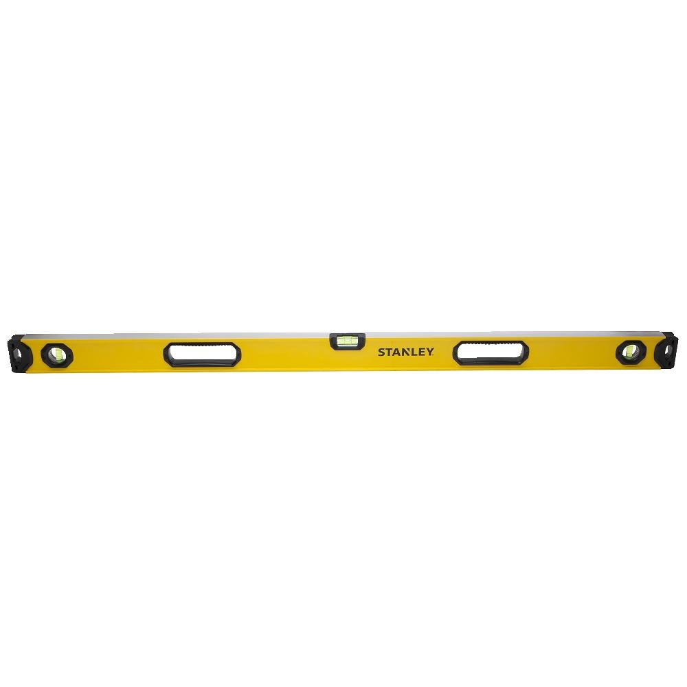 Stanley Tools STHT42504 48-Inch Box Level, Non-Magnetic