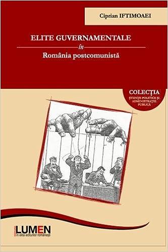 Elite guvernamentale in Romania postcomunista