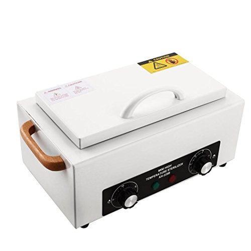 Dry Heat Sanitizing Box Sterilizer Cabinet Disinfect Sterilize Salon Spa Massage Beauty Facial Dental Lab Vet Tattoo Machine Equipment from Eosphorus