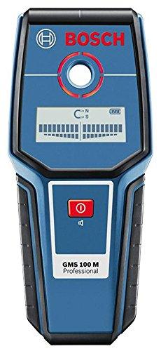BOSCH GMS100 METAL DETECTOR x 100 mm [1] (certificado personificación)