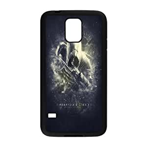 Best Phone case At MengHaiXin Store Assassin's Creed Pattern 23 For Samsung Galaxy S5
