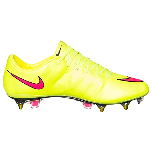 Nike Mercurial Vapor X SG-Pro Herren Fußballschuhe gelb